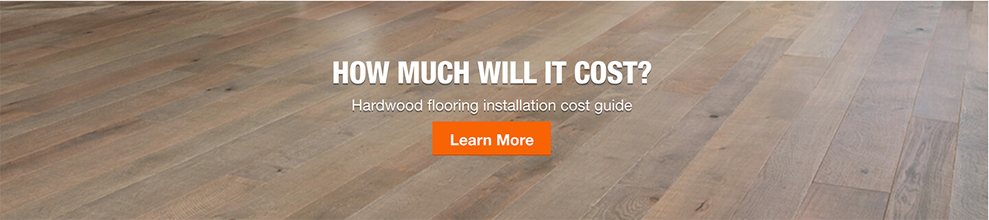 Hardwood flooring installation cost guide