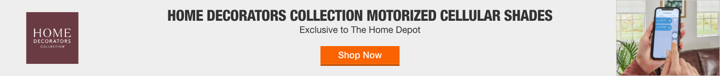 Home Decorators Collection Motorized Cellular Shades