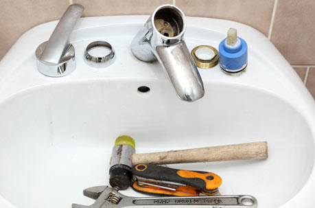 Repalce Cartridge Sink Faucets
