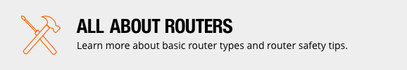 All About Routers
