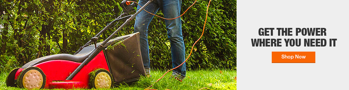 Extension cords & surge protectors