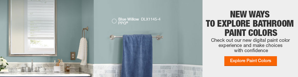 Bathroom Paint Colors The Home Depot,Room Clothes Organizer Ideas