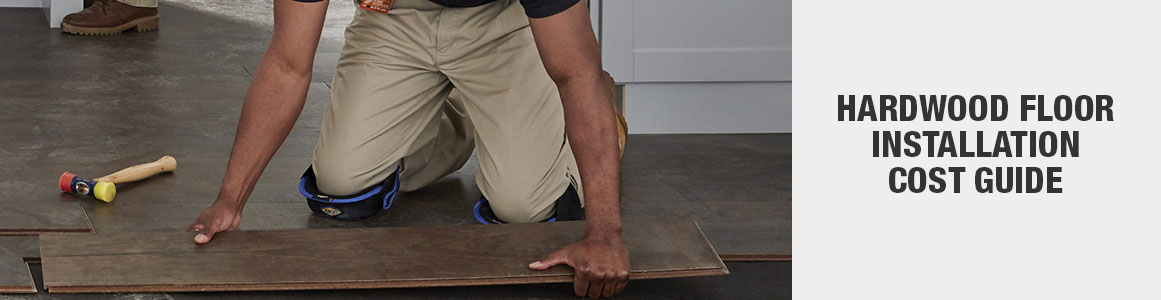 Cost To Install Hardwood Floors The Home Depot