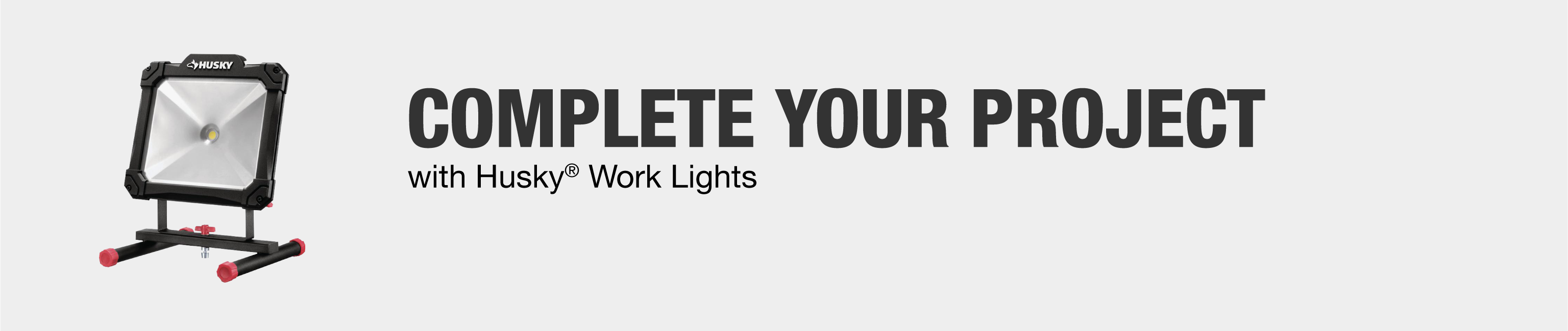 Husky worklights