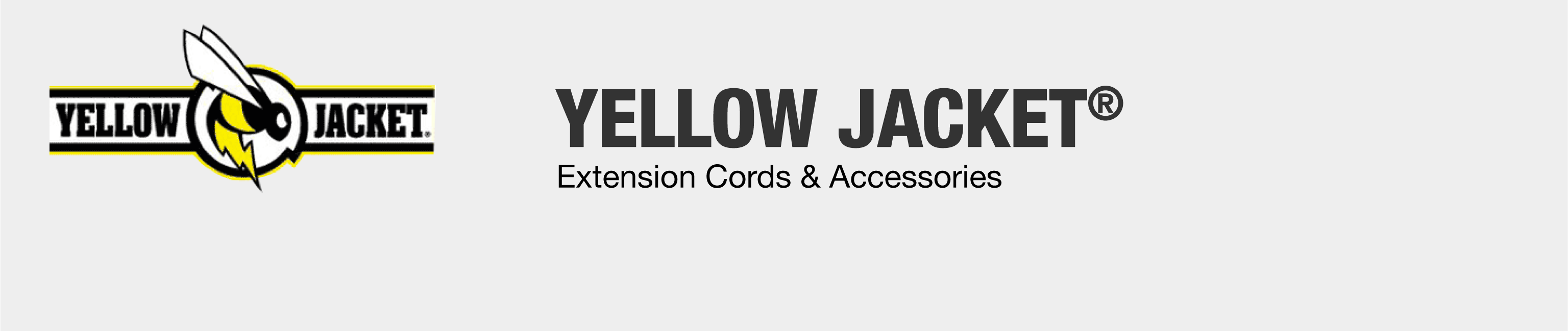 Yellow Jacket extension cords & accessories