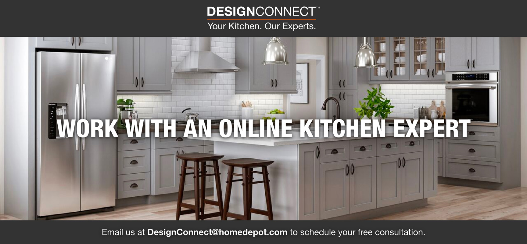 the home depot - designconnect