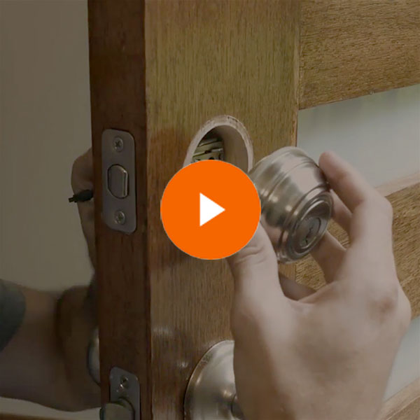 See smart locks in action