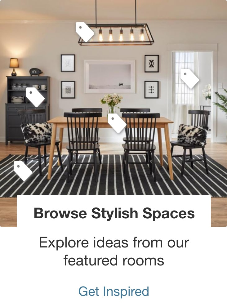 Browse Stylish Spaces
