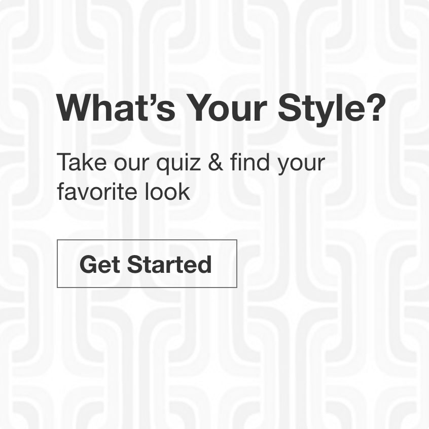 Style Quiz - What's Your Style?