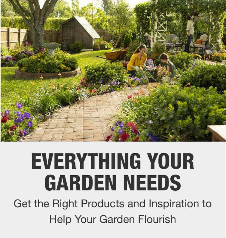 Garden Center The Home Depot