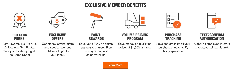 Exclusive Member Benefits