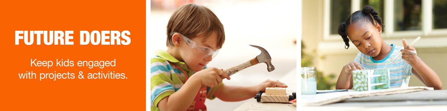 Future Doers: Keep Kids Engaged with Projects & Activities