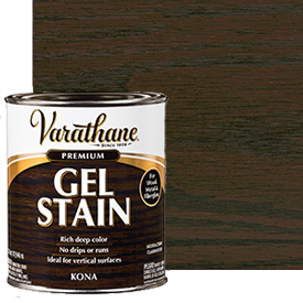 Stains for vertical projects
