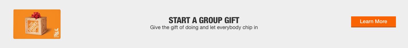 Start A Group Gift