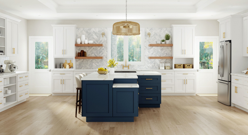 Kitchen Cabinets from Home Decorators Collection