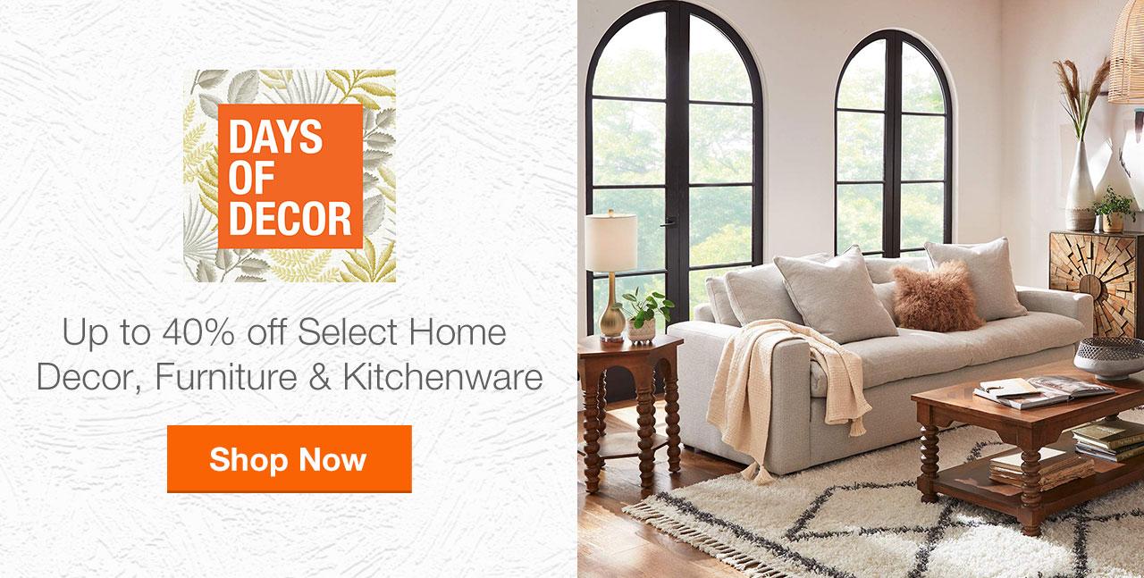 Home Decor - The Home Depot