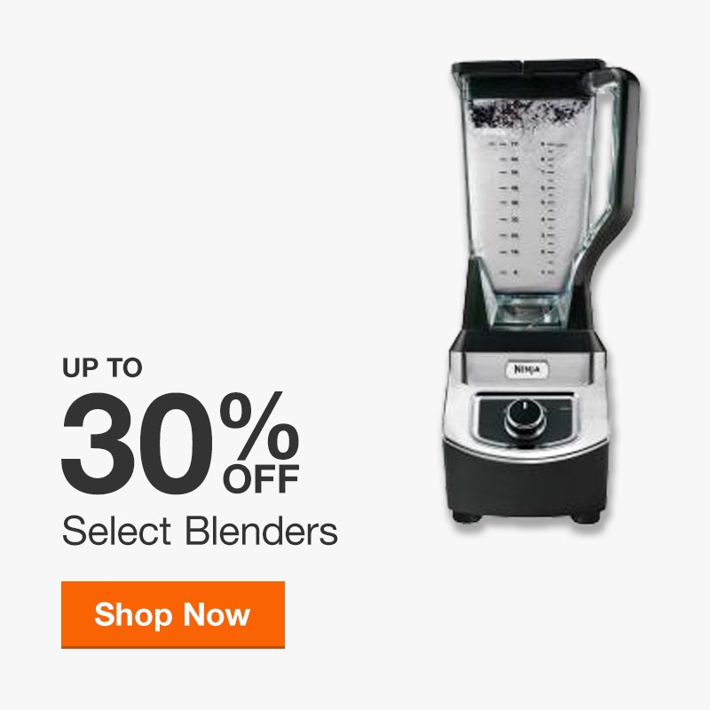 Up to 30% Off Select Blenders