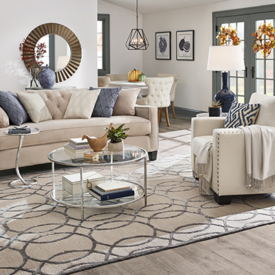 Refined Retreat Living Room