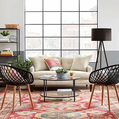 Petite Suite Living Room