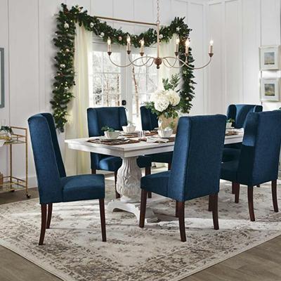 Festive Flair Dining Room