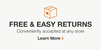 Free & Easy Returns