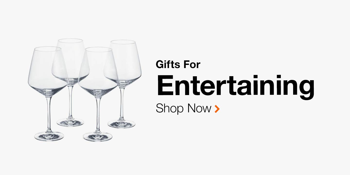 Gifts for Entertaining - Give & Dive In