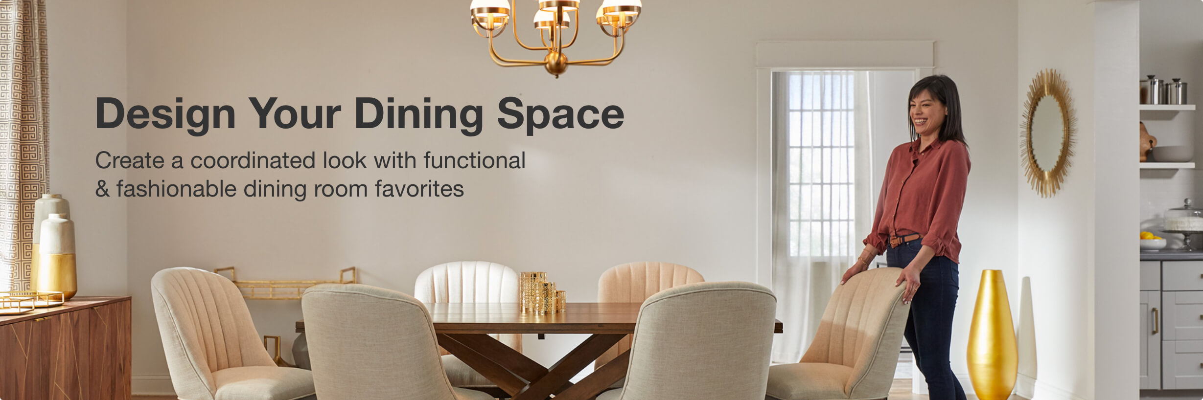 Design Your Dining Space