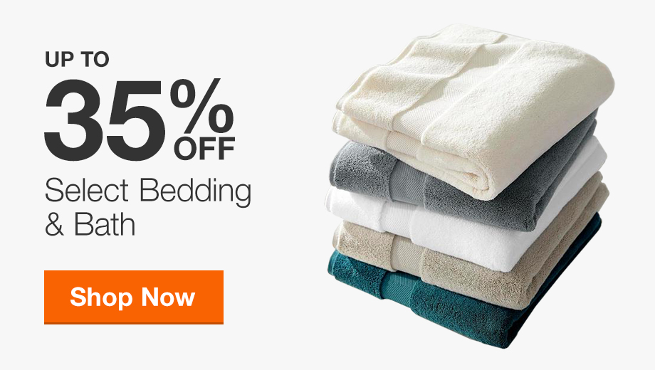 Up to 35% Off Select Fall Bedding and Bath