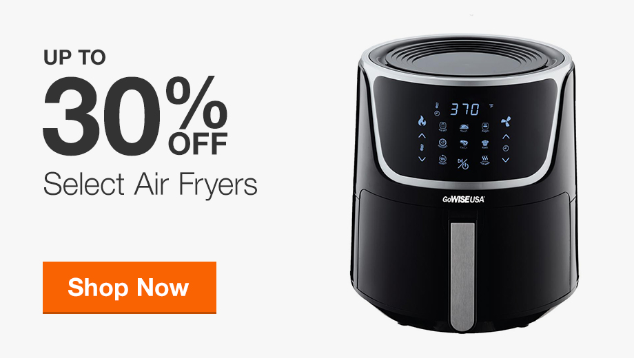 Up to 30% Off Select Select Air Fryers