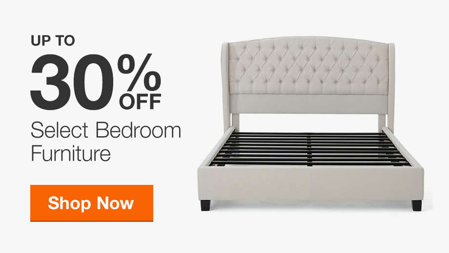 35% Off Select Bedroom Furniture