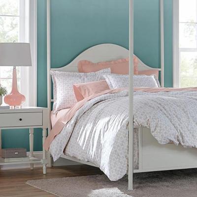 Colorful Comfort Bedroom