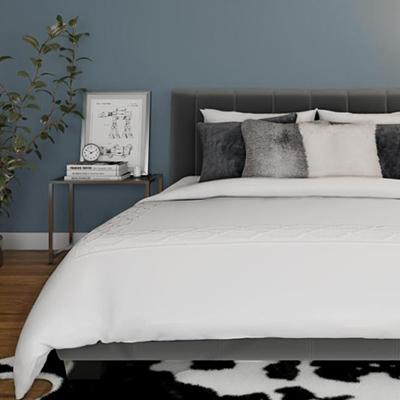 Minimalist Loft Bedroom