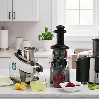 First-Class Juicers