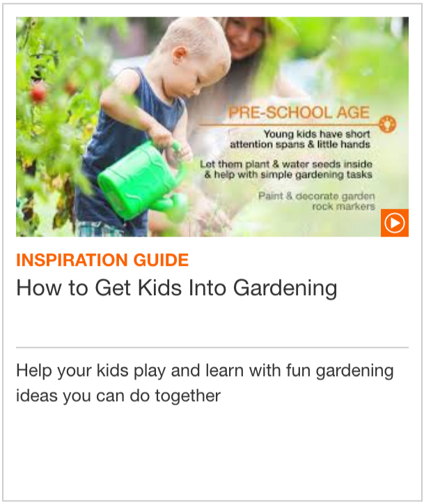 How to Get Kids Into Gardening