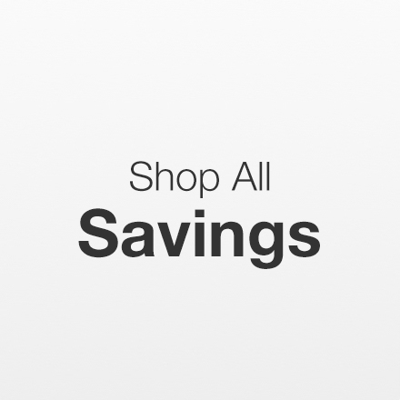 Shop All Savings