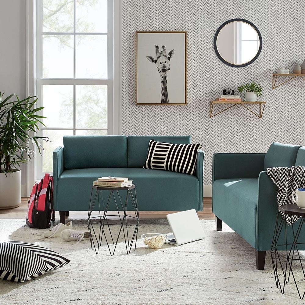 Chic Retreat Living Room