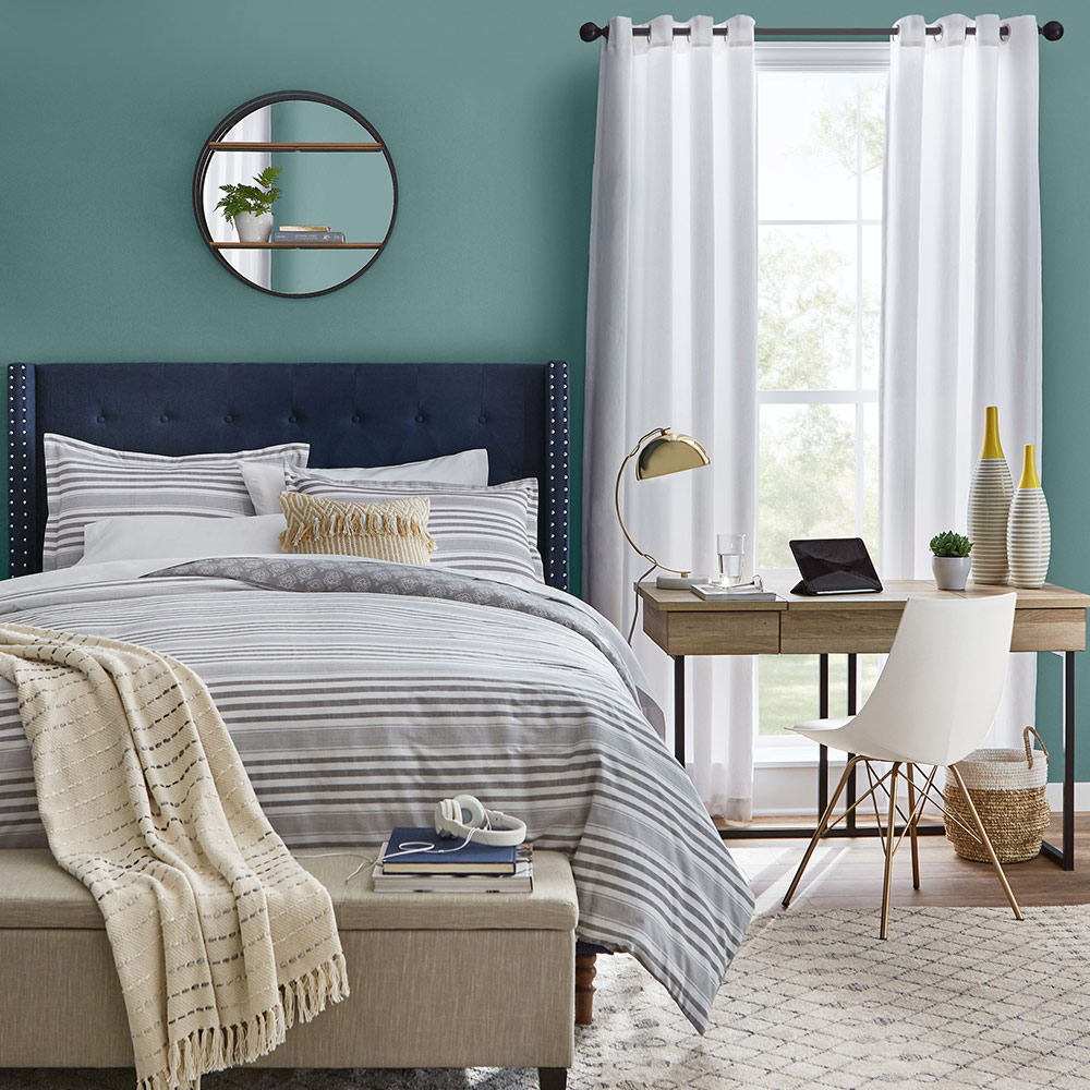 Chic Retreat Bedroom