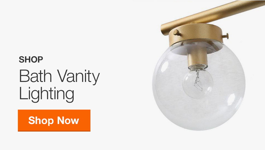 Shop Bath Vanity Lighting