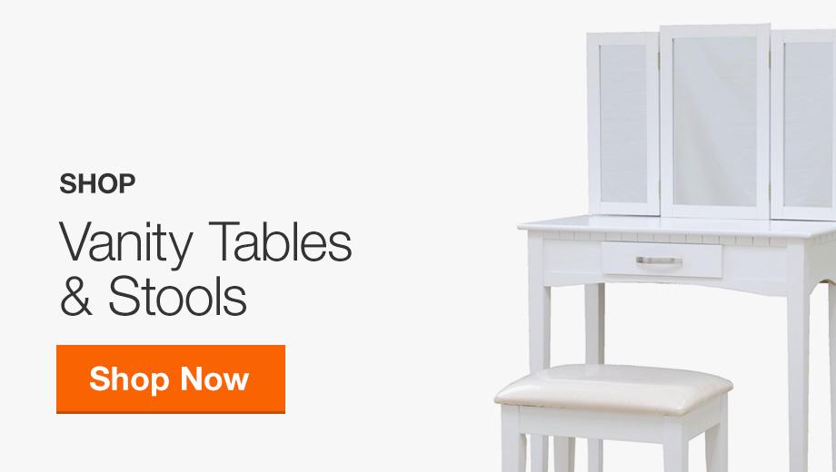 Shop Vanity Tables & Stools