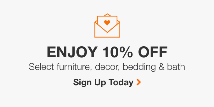 Enjoy 10% Off