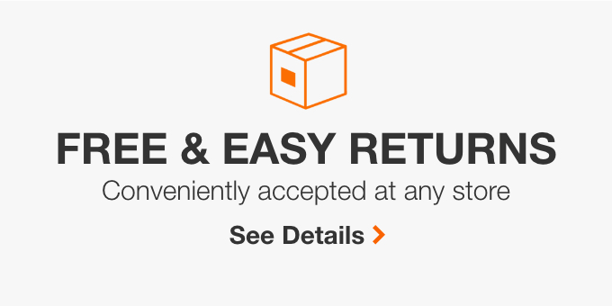 Free & Easy Returns