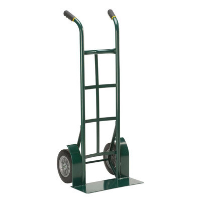 Let lightweight hand trucks do all of your heavy lifting