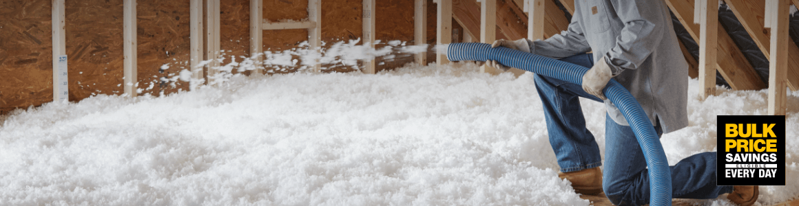 Insulate your whole home for less