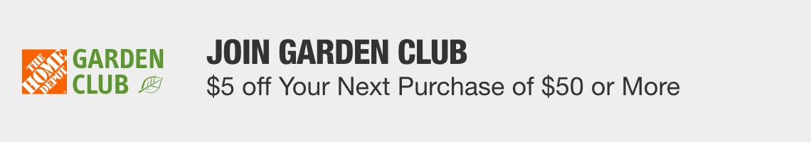 Join Garden club