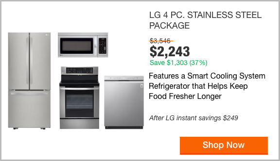 Greatest Values and Savings on Appliances