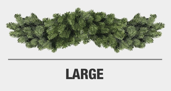 Large - Over 9 ft.