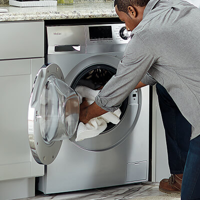 """Washer/Dryer Combos  25"""" W and Under"""