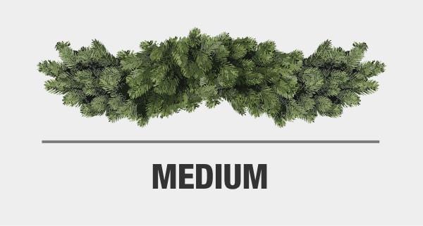 Medium - 7-9 ft.