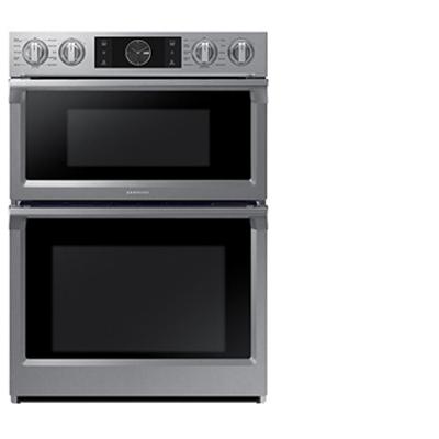 Microwave & Wall Oven Combo