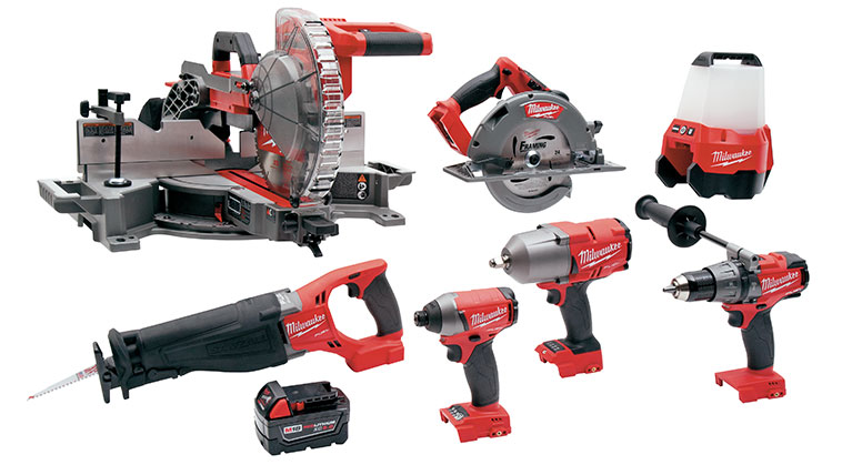 Milwaukee M18 18-volt